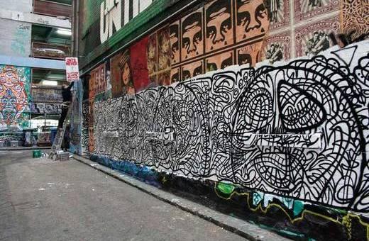 Magnus McTavish Street Art Melbourne