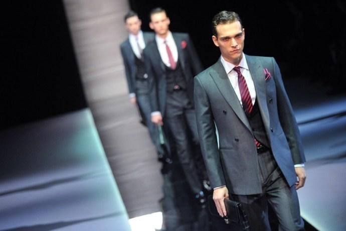 Green Capitalism - Armani Eco-Friendly Luxury Fashion