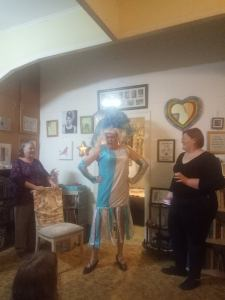 Open Homes Colin Young as Dame Berryl Renouf