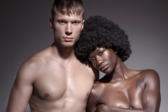 Interracial Love