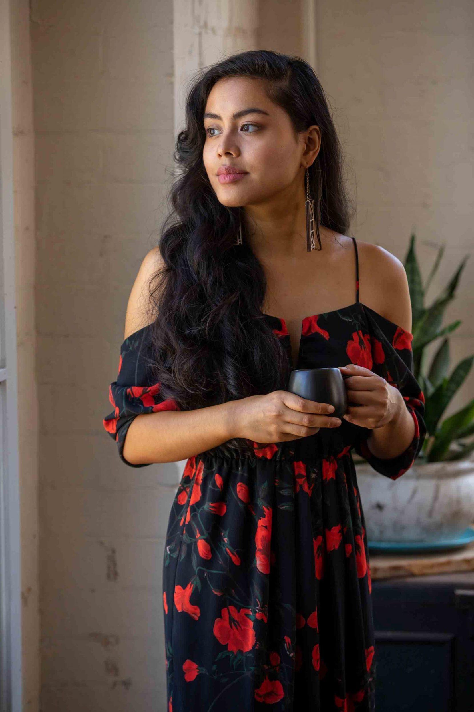 Slam poet Eunice Andrada