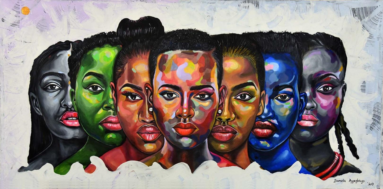 Black people and Black artist celebrated