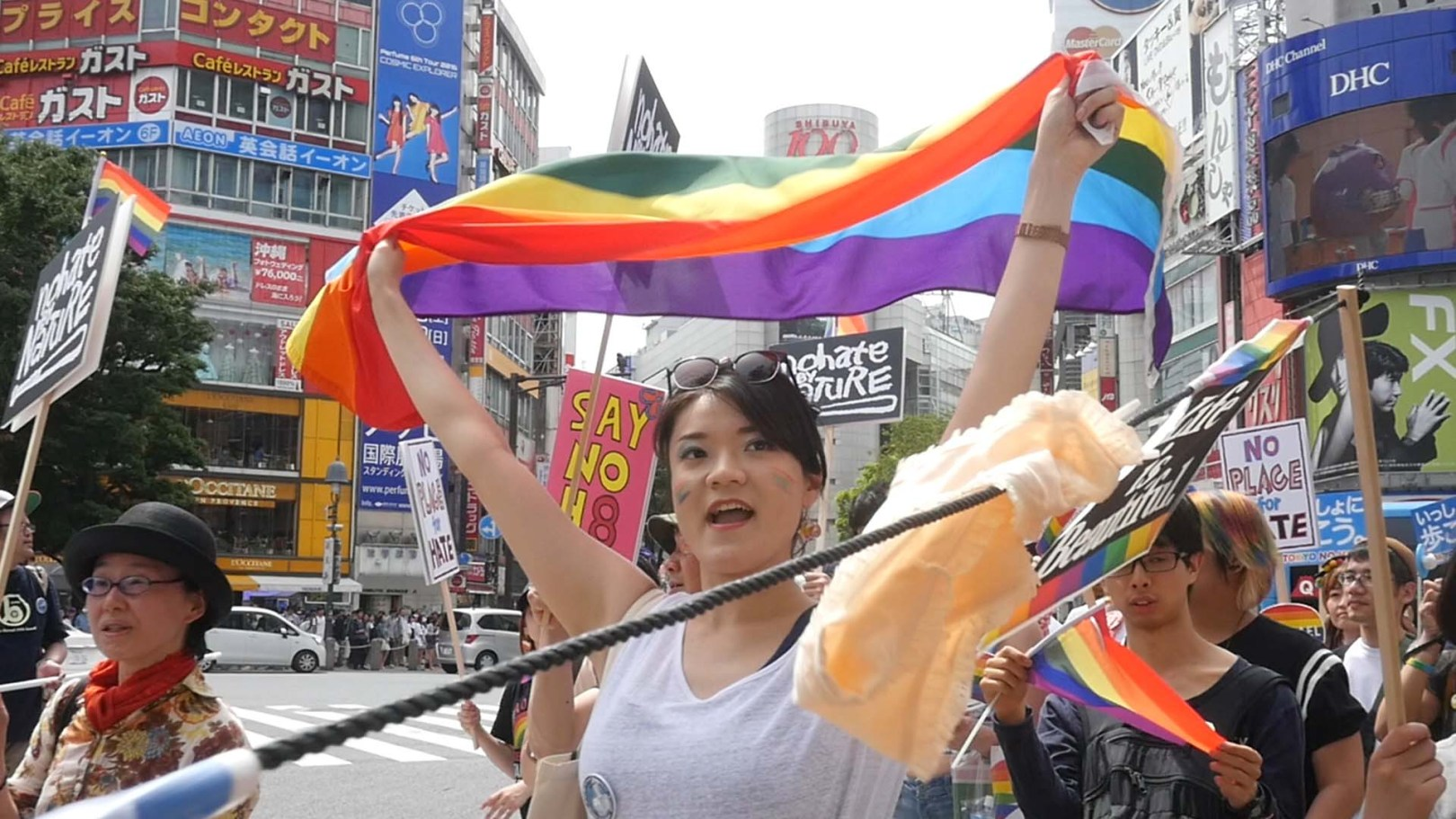 Queer Japan documentary explores the rights of LGBTQIA+ people