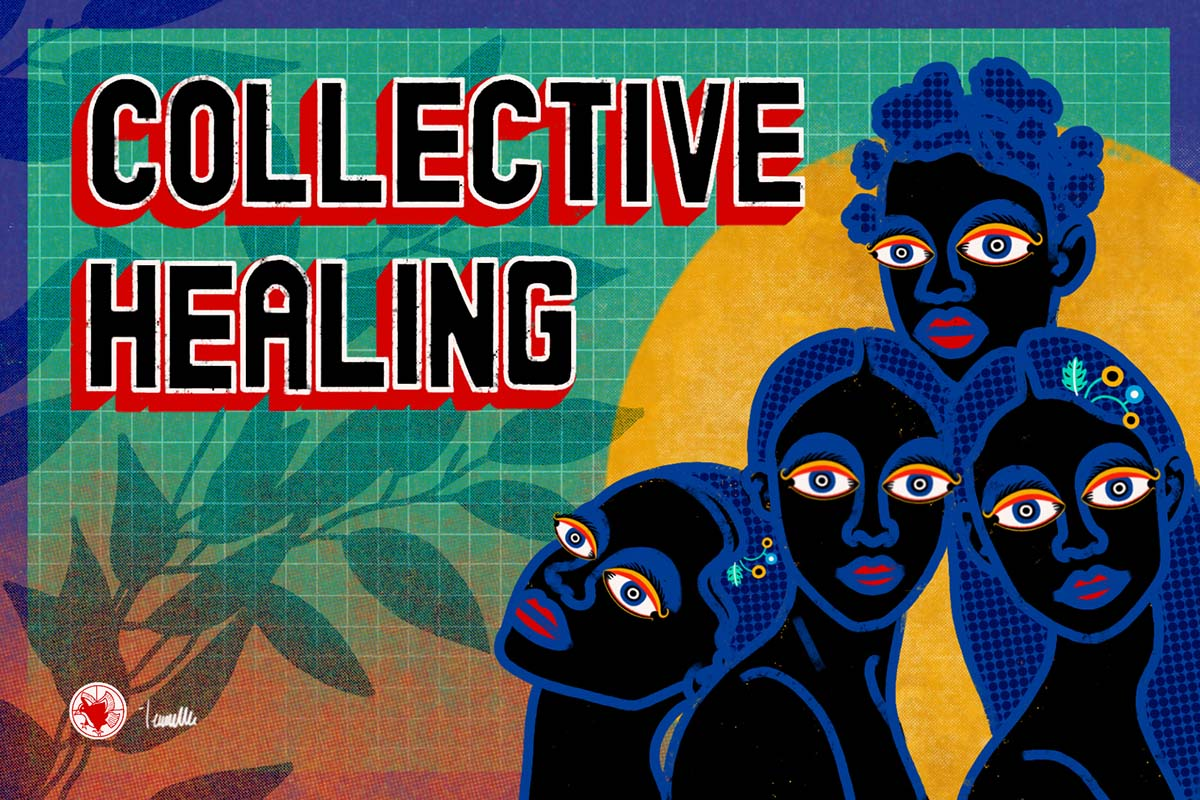 Collective healing in therapy