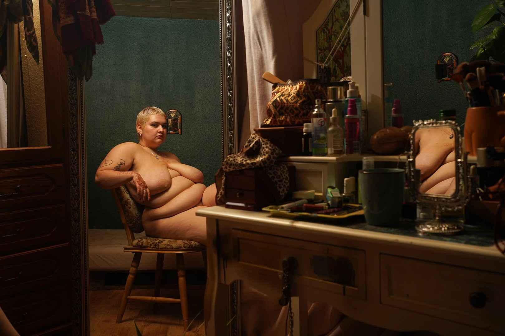 Photo Project 'Space' Documents Queer People in Their Safe Spaces