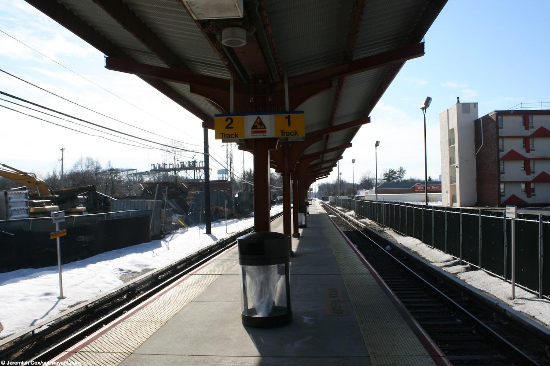West Hempstead Long Island Railroad West Hempstead Branch The SubwayNut