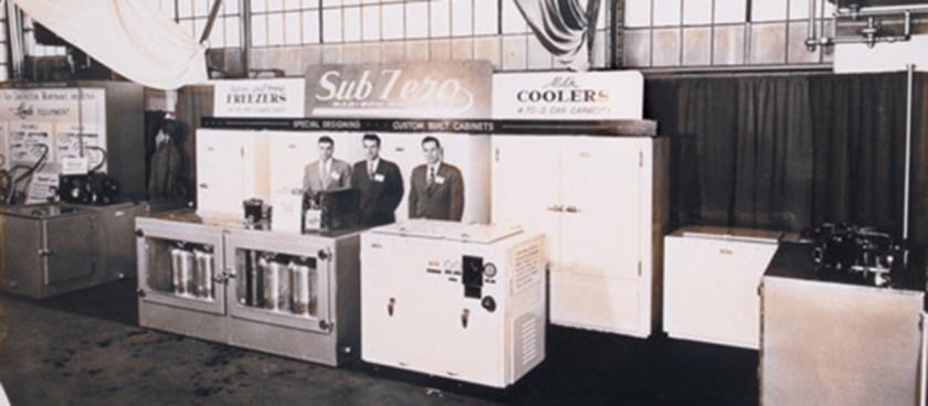 Seven Decades of Innovation in Food Preservation & Refrigeration
