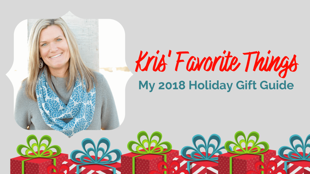 kris favorite things, kris carlson, norwex gift guide, 2018 norwex