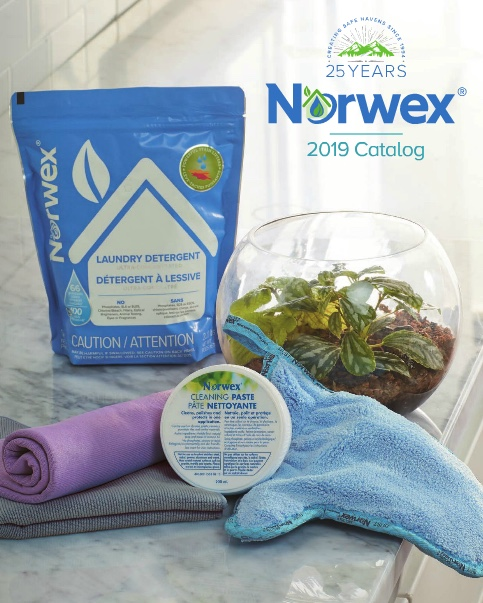 norwex 2019, january 2019, norwex, norwex catalog,