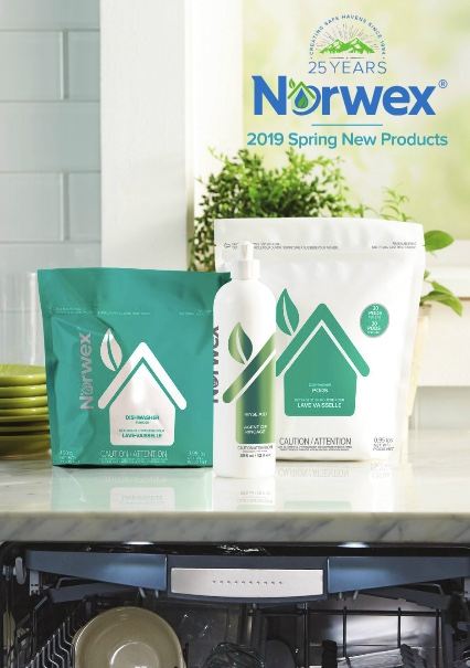 norwex insert, new products, norwex, norwex catalog, january 2019 new norwex products