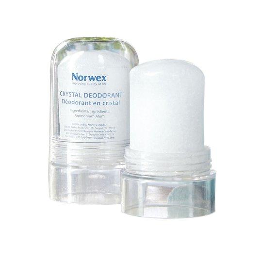 norwex, crystal, deodorant