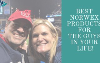 BEST NORWEX PRODUCTS FOR THE GUYS IN YOUR LIFE