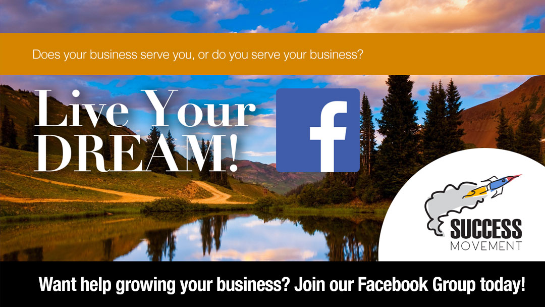 Did you know the Success Movement has Facebook Group and Community?