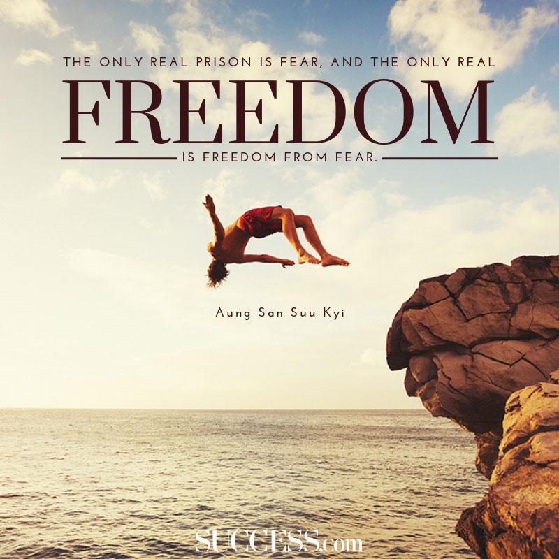 quotes about freedom