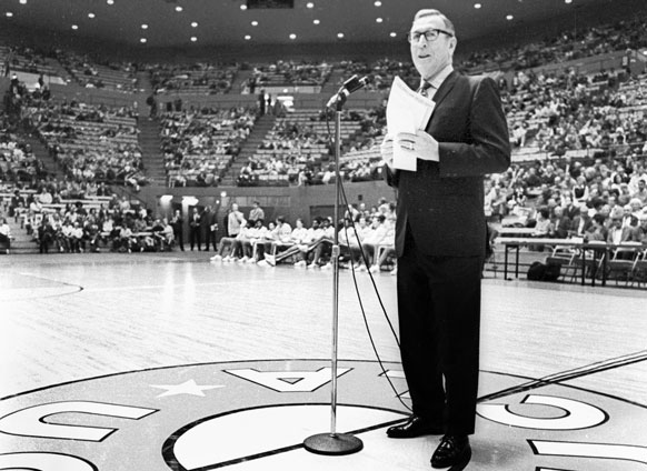 8c33675b362 Coach John Wooden's Legacy Lives on Through Numerous Awards