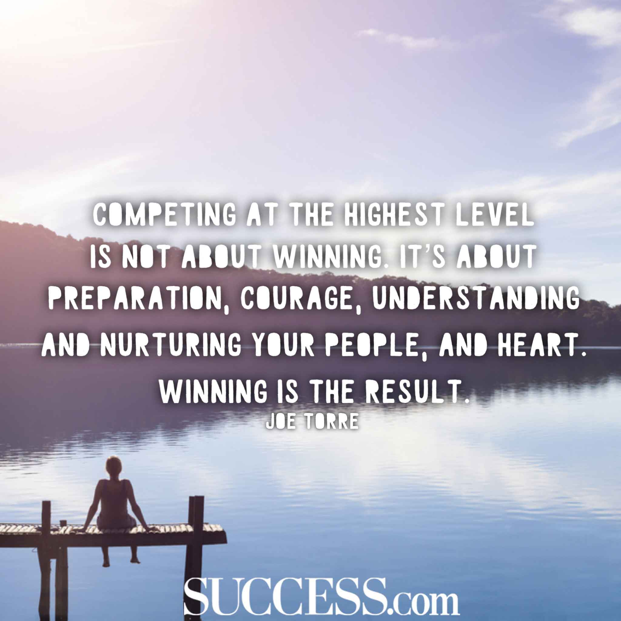 13 Motivational Quotes About Winning Success