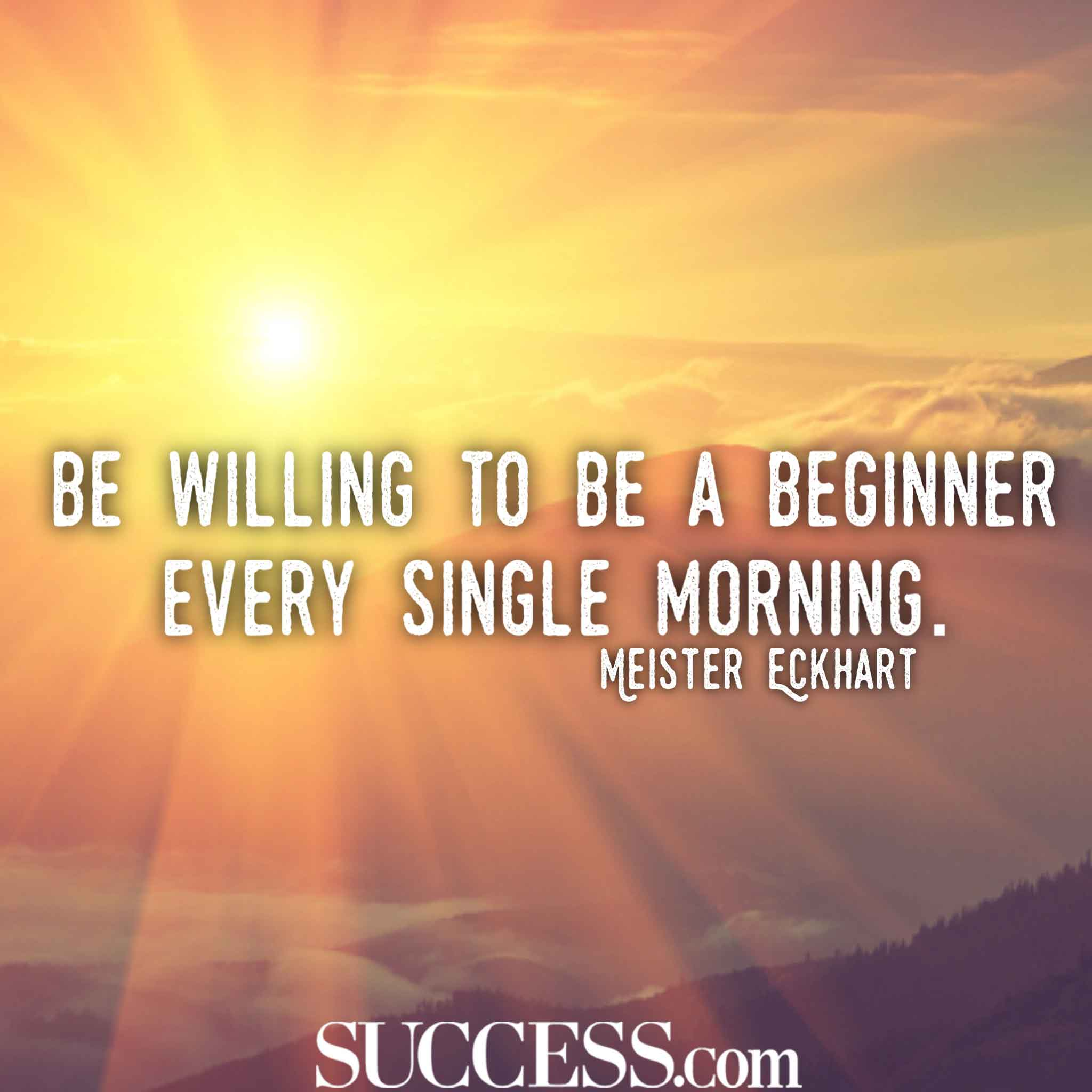 13 Uplifting Quotes About New Beginnings | SUCCESS