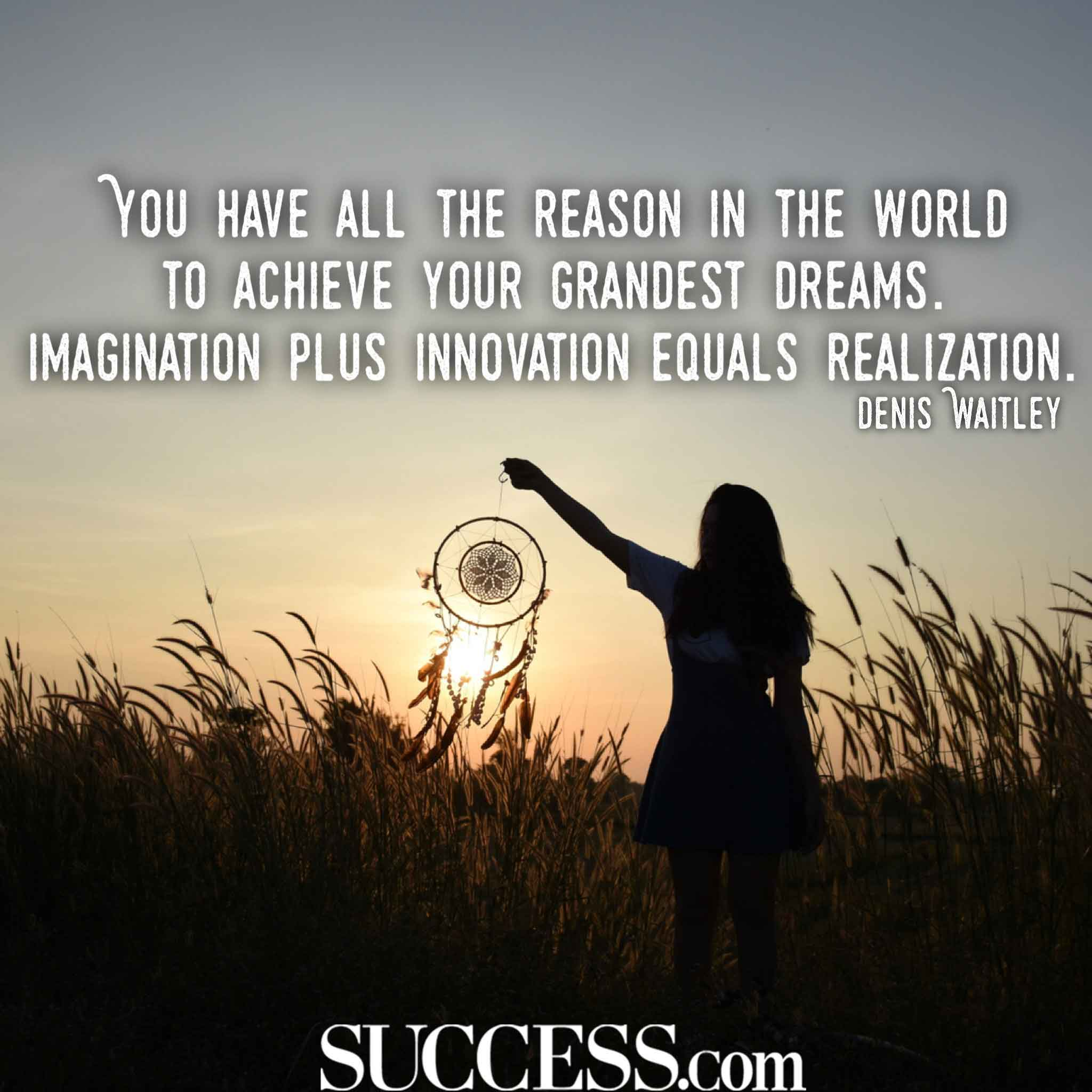 15 Inspirational Quotes to Unlock Your Imagination