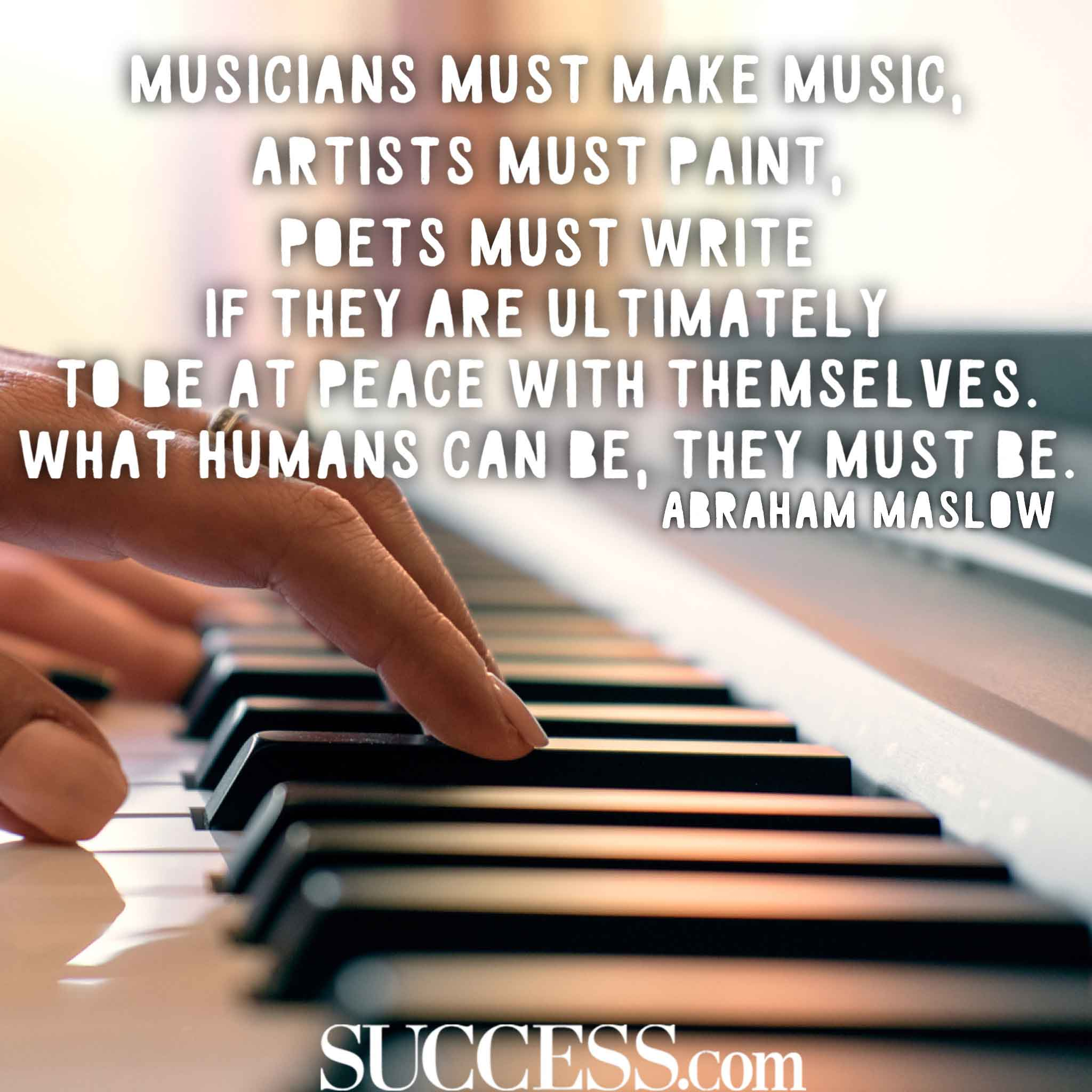 Quotes On The Importance Of Music: 17 Inspiring Quotes To Help You Live A Life Of Purpose