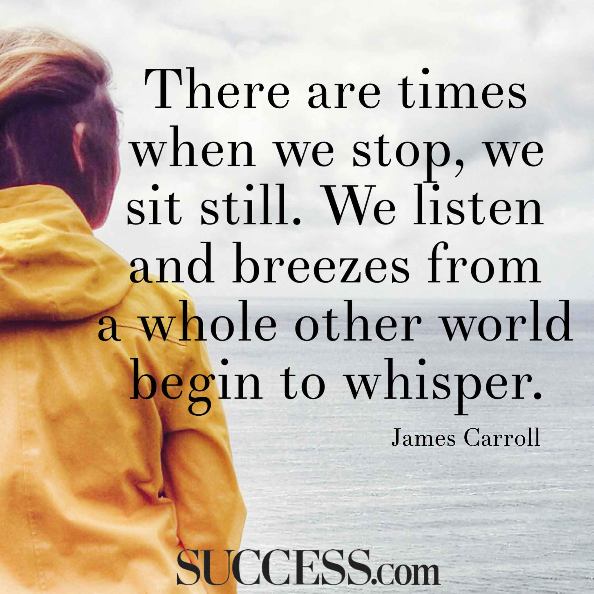 19 Calming Quotes To Help You Stress Less