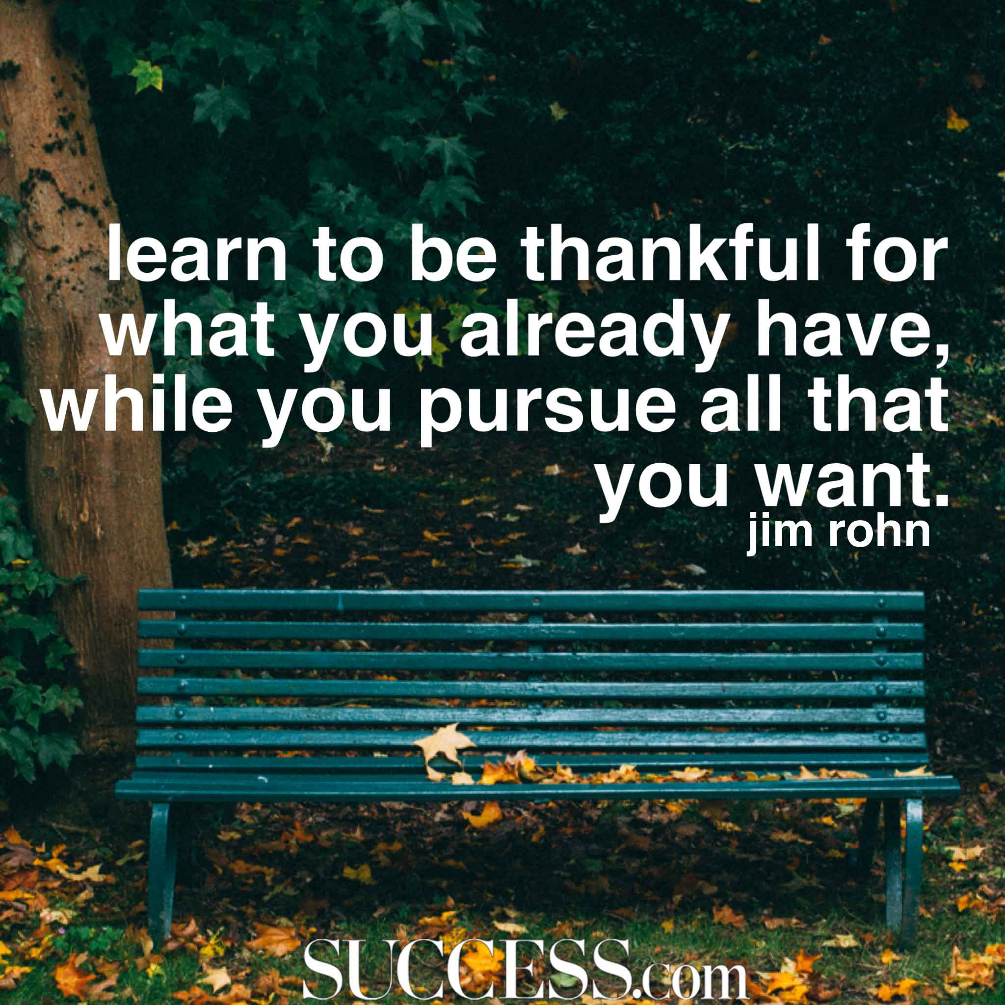 15 Thoughtful Quotes About Gratitude