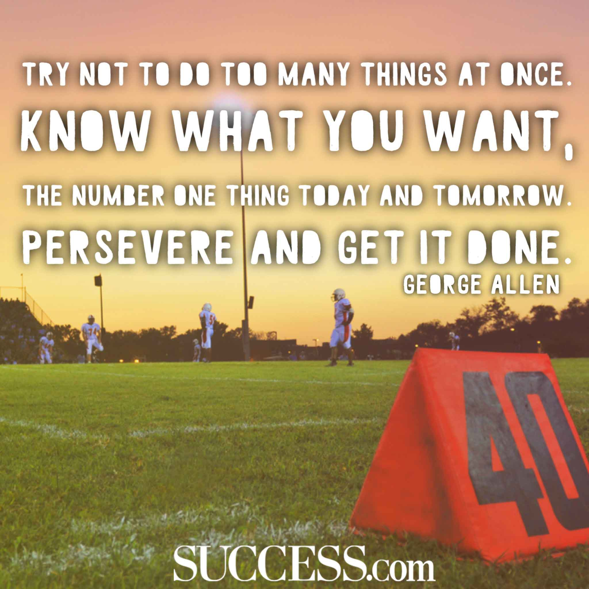 Persistence Motivational Quotes: 20 Motivational Quotes By The Most Inspiring NFL Coaches