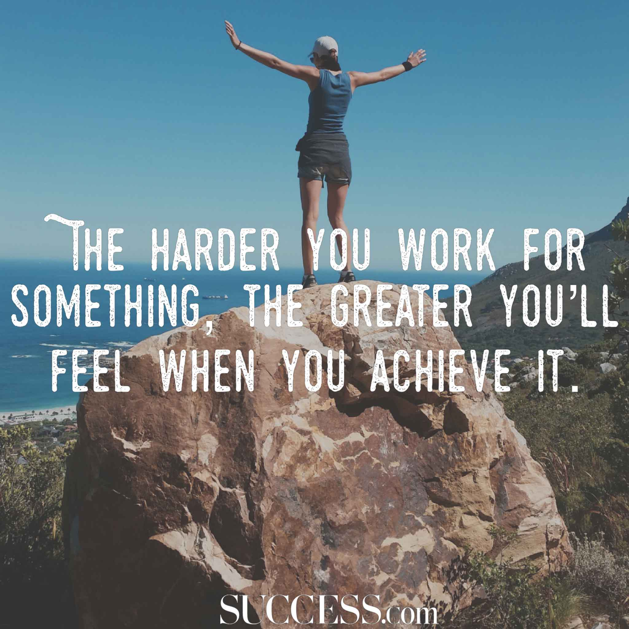 Motivational Quotes About Success