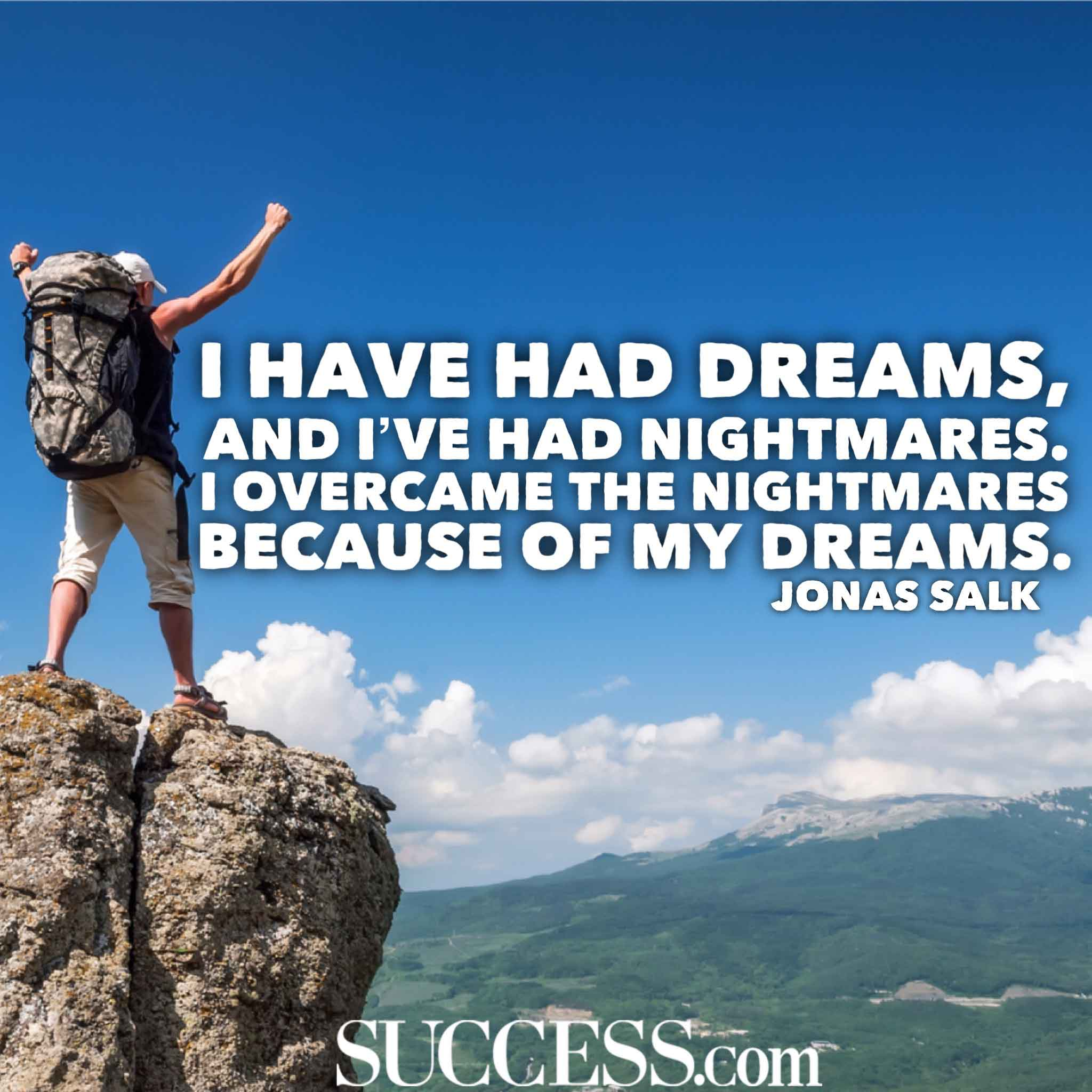 15 Inspiring Quotes About Being a Dreamer