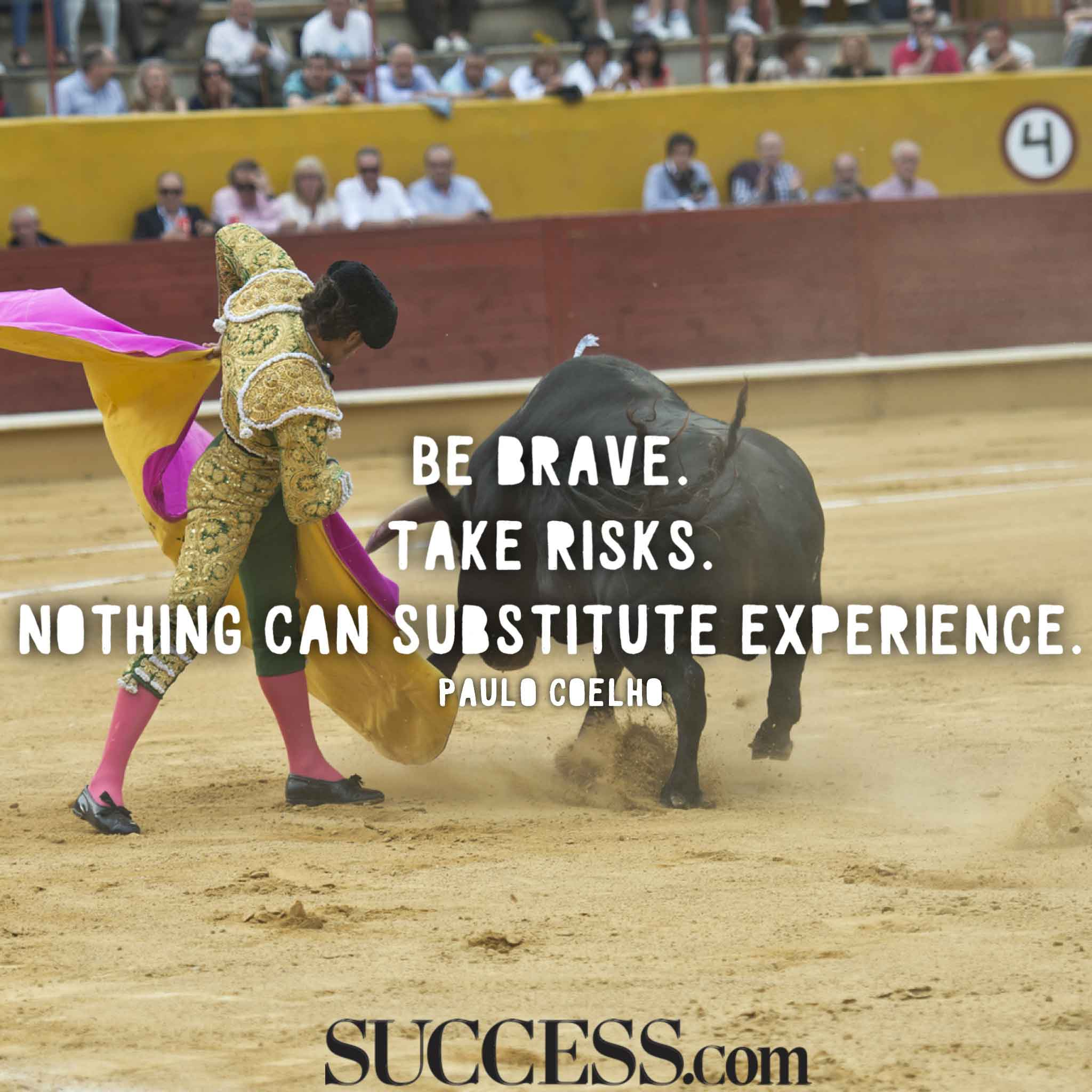 15 Courageous Quotes to Spark Your Inner Brave