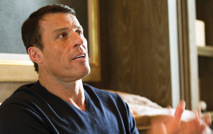 Tony Robbins Is Not Your Guru