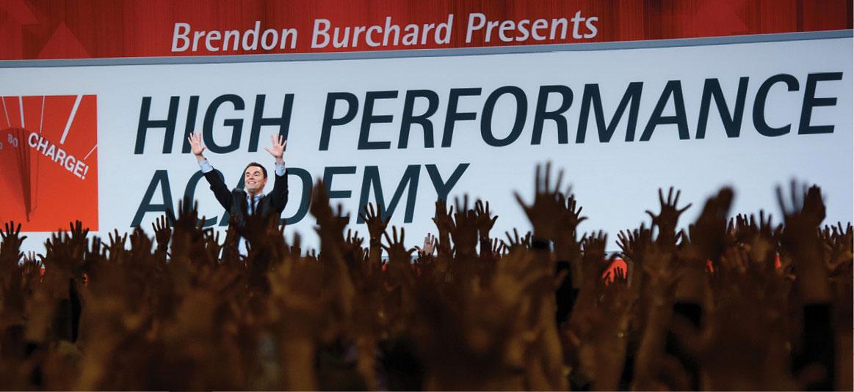Brendon Burchard's High Performance Habits