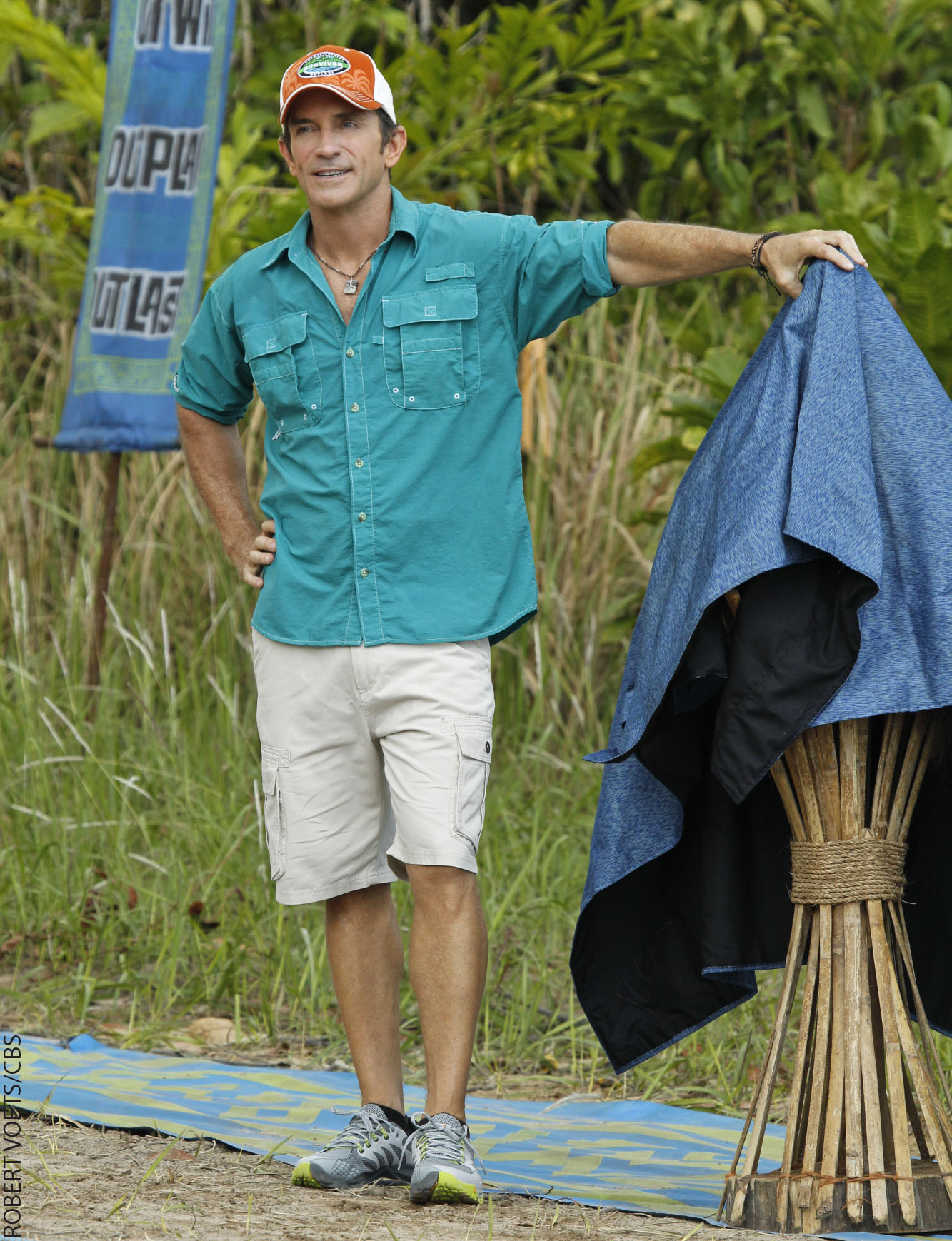Jeff Probst's Guide to Surviving the Entrepreneurial Jungle