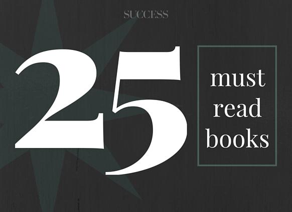 25 Books for Success