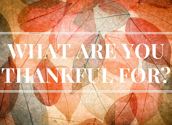 129 Reasons to Be Thankful