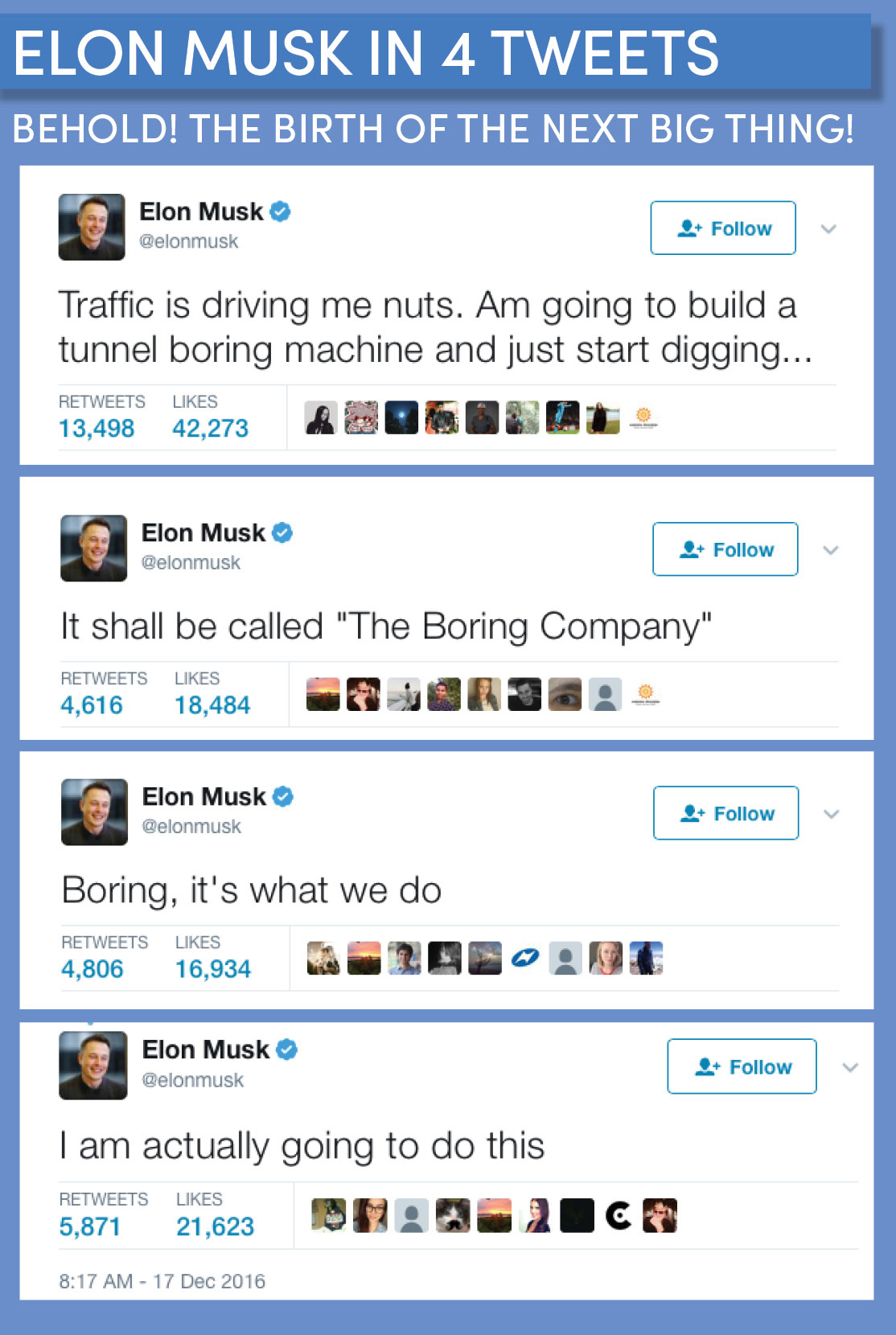 Elon Musk Wants to Save the World