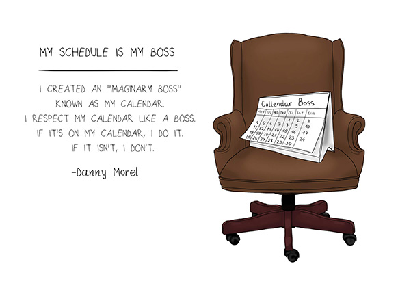 How 5 Successful Leaders Manage Demanding Schedules