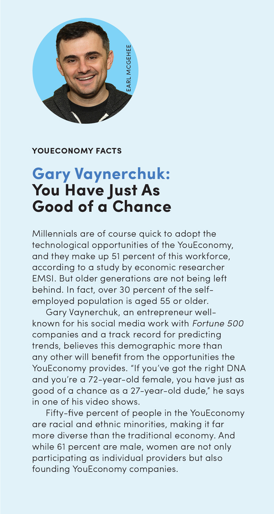 Introducing the YouEconomy
