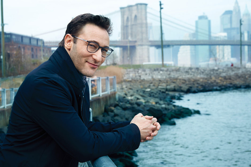 Simon Sinek: The Secret to Leadership and Millennials Is Simply Purpose