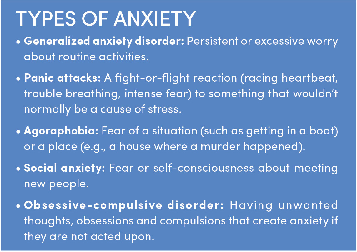 Quick Tips For Coping With Anxiety