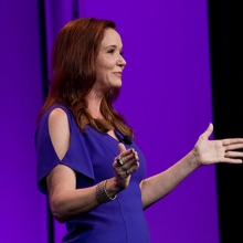 Sally Hogshead: 'It's Good to Be Better, But It's Better to Be Different'
