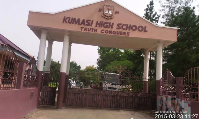 Kumasi High School Category