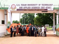 C.K. Tedam University of Technology Admission Form