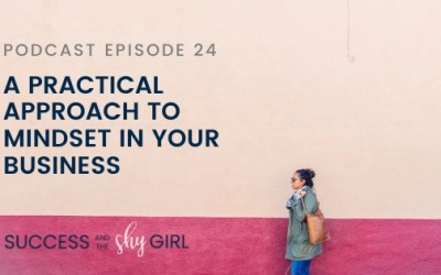 Episode 24 – A practical approach to mindset in your business