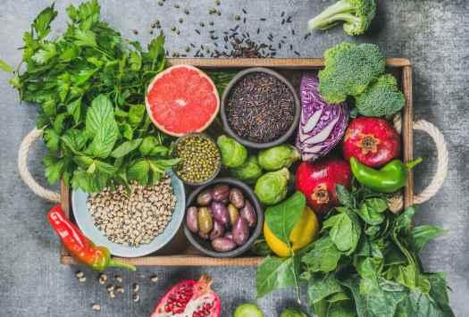 cibo-sano-ortaggi-cereali-integrali-semi