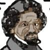 Frederick Douglas Rendering by Janice Celeste