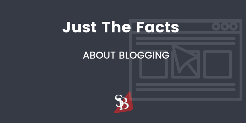 facs about blogging