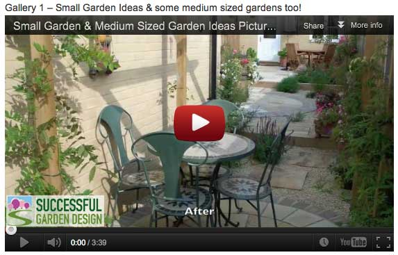 Garden ideas inspiring landscape designs for Successful garden design