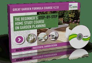 Large square garden makeover case study