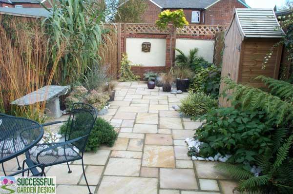 Garden design how to do it yourself for Successful garden design