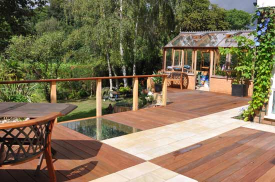 Deck design how to plan the perfect deck for Successful garden design